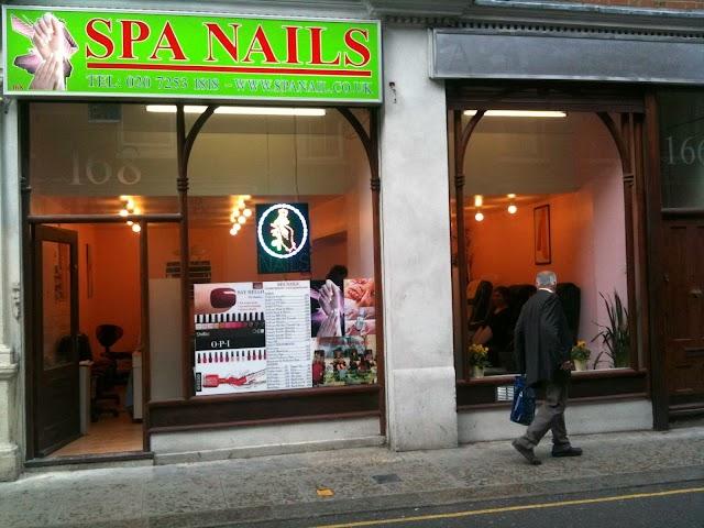 LAN SPA NAILS (professional nail care for Ladies & Gentlemen)