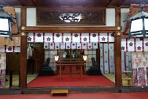 Utasu Shrine, Kanazawa, Japan