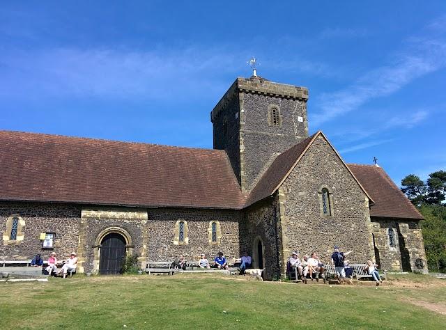 Church of St Martha-on-the-Hill