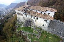 Santuario di San Patrizio, Colzate, Italy
