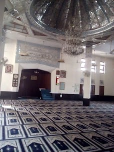 Bilal Masjid islamabad begum sarfaraz iqbal road