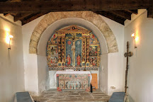 Iglesia de la Santa Creu de Canillo, Canillo, Andorra