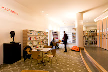 The National Poetry Library, London, United Kingdom