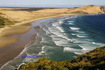 Ninety Mile Beach, Kaitaia, New Zealand