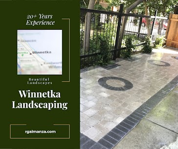 winnetka landscaping, landscape design & outdoor construction