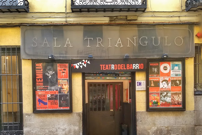 Sala Triangulo, Madrid, Spain