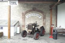Tractor Museum of Lake Bodensee, Uhldingen Muhlhofen, Germany
