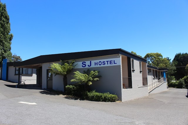 SJ Hostel. Launceston