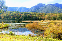 Kannonnuma Forest Park, Shimogo-machi, Japan
