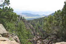 Warner Point, Black Canyon Of The Gunnison National Park, United States