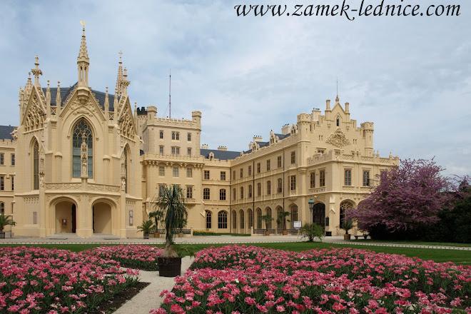 Zamek Lednice, Lednice, Czech Republic