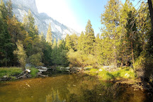 Mirror Lake/Meadow Trail, Yosemite National Park, United States
