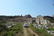 Elaiussa-Sebaste, Erdemli, Turkey