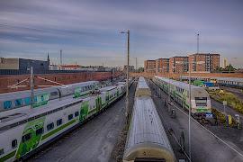 Железнодорожная станция  Turku