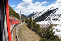 Glacier Express, Zermatt, Switzerland