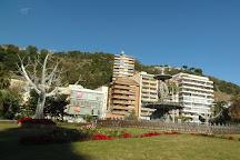 Fuente de las Tres Gracias, Malaga, Spain