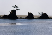 Siletz Bay Park, Lincoln City, United States