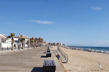 La Mata Beach, Torrevieja, Spain