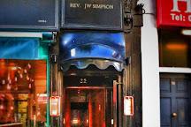 Reverend JW Simpson, London, United Kingdom