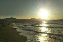 Otaru Dream Beach, Otaru, Japan