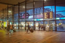 Автобусная станция   Rotterdam