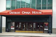 Detroit Opera House, Detroit, United States