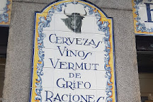 Cerveceria El Santo, Madrid, Spain
