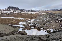 Grábrók Volcano, Bifrost, Iceland