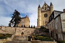 Eglise Abbbatiale Saint Sour, Terrasson-Lavilledieu, France