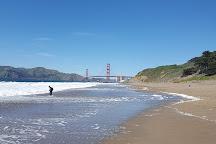 Baker Beach, San Francisco, United States