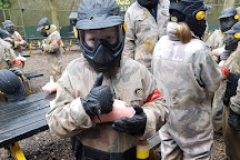 Delta Force Paintball, Brackley, United Kingdom