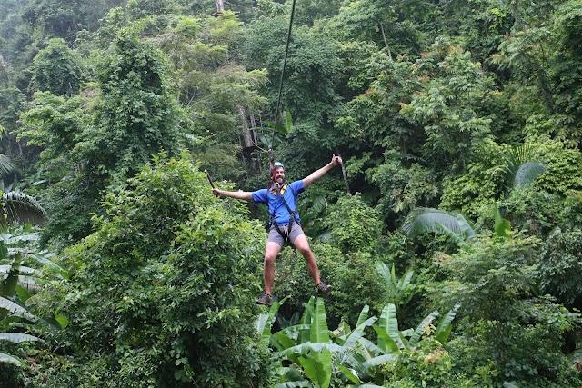 Nong Khiaw Jungle Fly