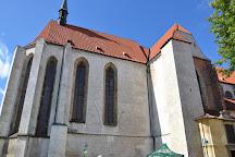 Church/Temple of the Sacrifice of the Virgin Mary, Ceske Budejovice, Czech Republic