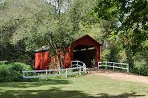 Sandy Creek Covered Bridge State Historic Site, Goldman, United States