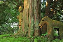 Haniwa Garden, Miyazaki, Japan