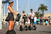 Tour Segway Barcelona, Barcelona, Spain