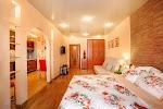 Апартаменты GreenHouse, улица Бажова, дом 37 на фото Екатеринбурга