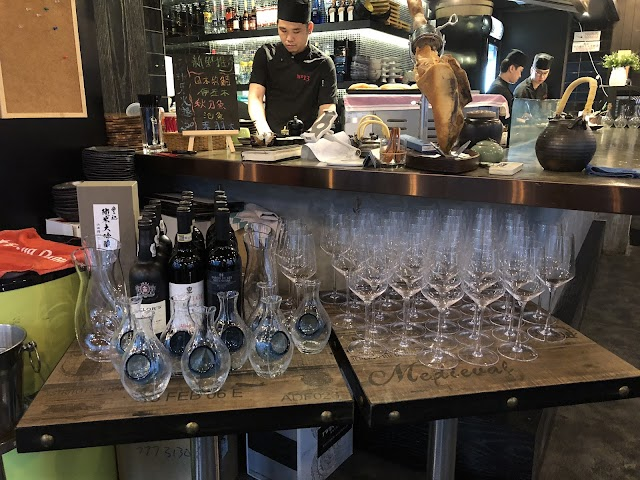 0.5 Degree Contemporary Japanese Cuisine+Bar