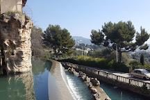 Cascade de Gairaut, Nice, France