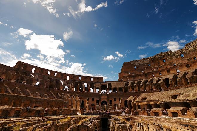 Eden Walks, Rome, Italy