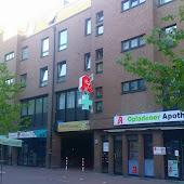 Автобусная станция  Cologne Leverkusen