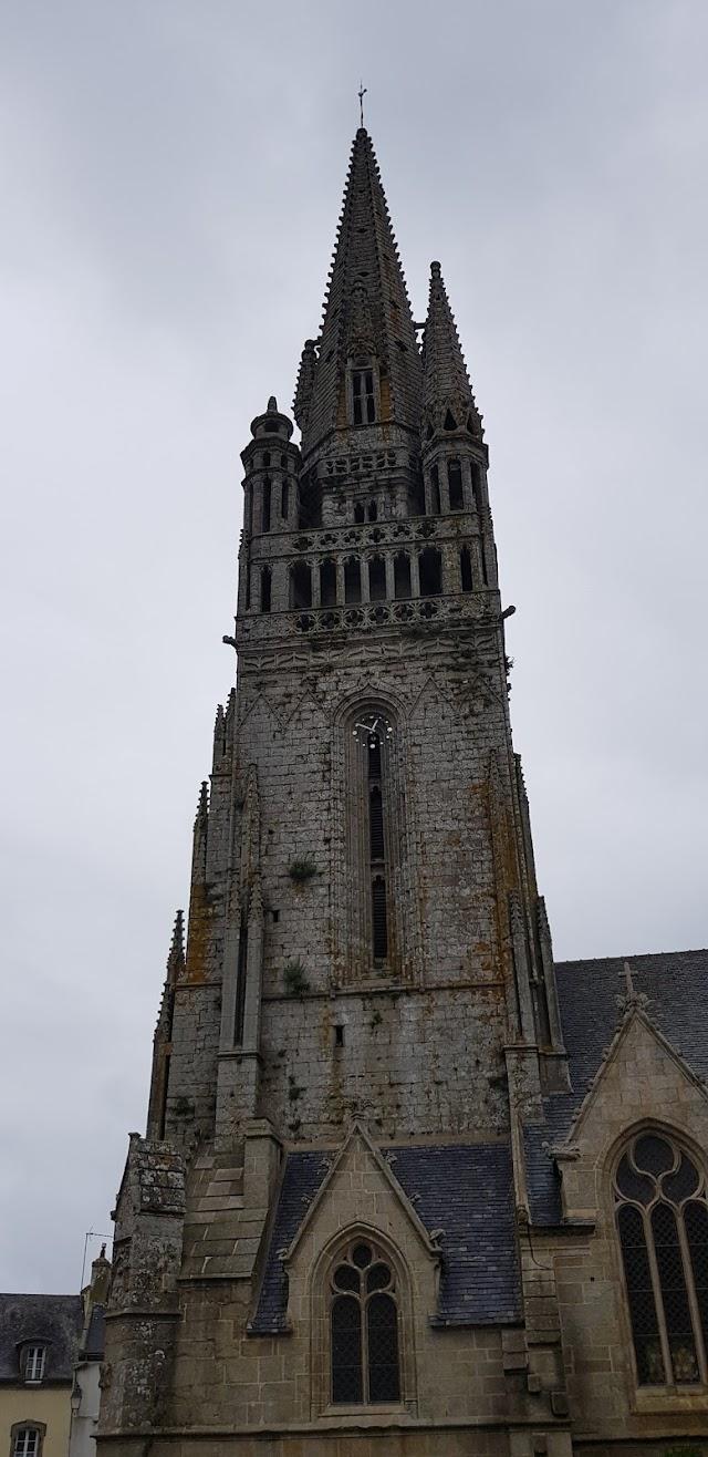 Eglise Saint Herle de Ploare