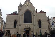 Église Saint Nicolas, Brussels, Belgium