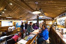 Visit Anchorage Log Cabin Visitor Information Center, Anchorage, United States