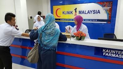 Image result for klinik 1 malaysia wilayah persekutuan