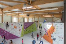 Kletterhalle Bergwerk, Dortmund, Germany