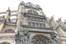 Église Saint-Eustache, Paris, France