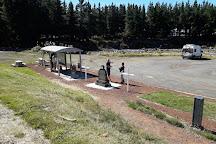 Tangiwai Rail Disaster Memorial, Ohakune, New Zealand