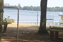 Strandbad Tegeler See, Berlin, Germany