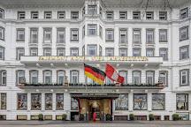 Spa im Hotel Vier Jahreszeiten, Hamburg, Germany